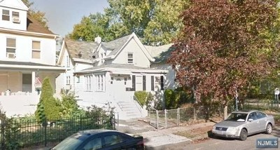 Hackensack Multi Family 2-4 For Sale: 353 Park Street