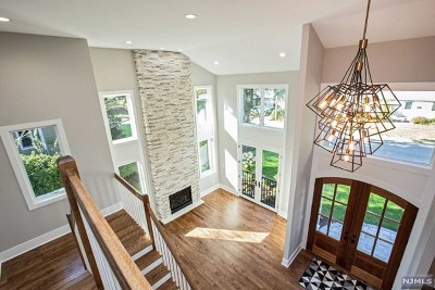 Cresskill Single Family Home For Sale: 340 Lafayette Street