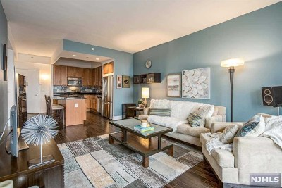 Hudson County Condo/Townhouse For Sale: 389 Washington Street #27j