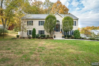 Wanaque Single Family Home For Sale: 4 Mountain Avenue