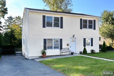 Waldwick Single Family Home For Sale: 36 Charles Terrace