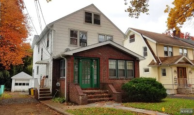 Teaneck Multi Family 2-4 For Sale: 845 Ester Avenue