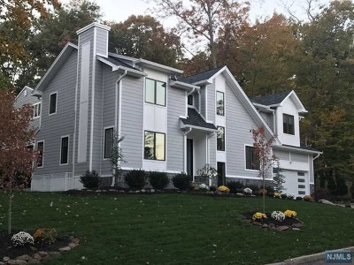 Cresskill Single Family Home For Sale: 55 Cedar Street