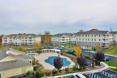 Montvale Condo/Townhouse For Sale: 503 Four Seasons Lane