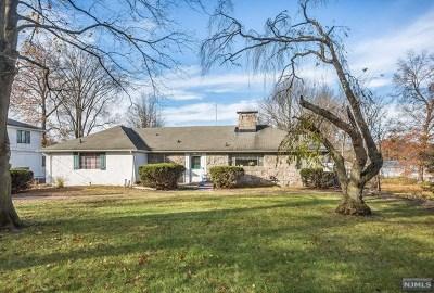 Wayne Single Family Home For Sale: 273 Newark Pompton Turnpike