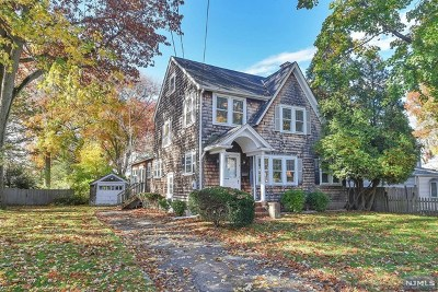 Tenafly Single Family Home For Sale: 5 Henry Street