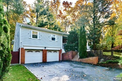 Essex County Single Family Home For Sale: 52 Mitchell Avenue