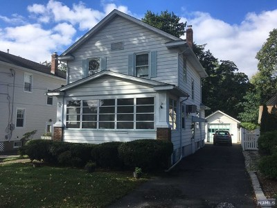 Hawthorne Single Family Home For Sale: 196 2nd Avenue
