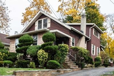 Teaneck Single Family Home For Sale: 1091 Julia Street