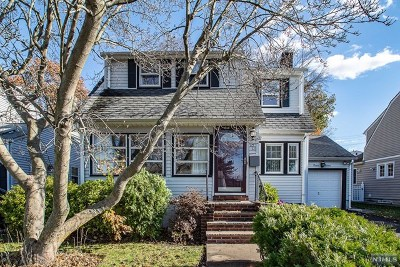 Fair Lawn Single Family Home For Sale: 16-13 George Street