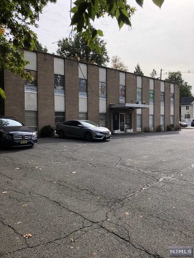 Englewood Commercial For Sale: 245 Engle Street
