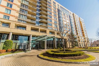 Hudson County Condo/Townhouse For Sale: 8100 River Road #511