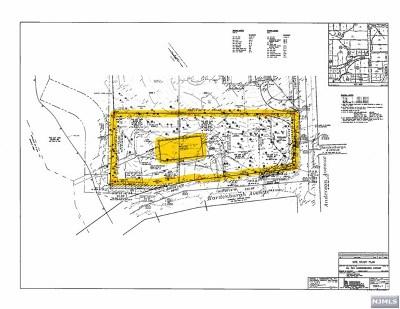 Demarest Residential Lots & Land For Sale: 326 Hardenburgh Avenue