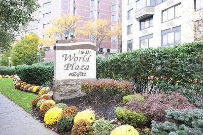 Hackensack Condo/Townhouse For Sale: 326 Prospect Avenue #8j