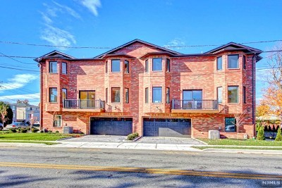 Fort Lee Multi Family 2-4 For Sale: 431 Brinkerhoff Avenue