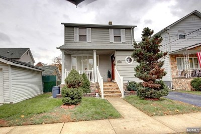 Lyndhurst Single Family Home For Sale: 341 Maple Avenue