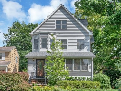 Rutherford Single Family Home For Sale: 327 Mortimer Avenue