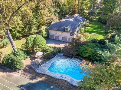 Cresskill Single Family Home For Sale: 14 Lambs Lane