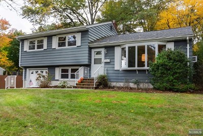 Park Ridge Single Family Home For Sale: 53 Degroff Place