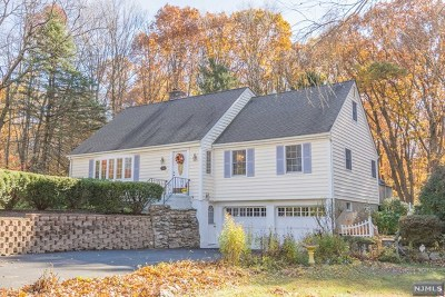 West Milford Single Family Home For Sale: 37 Greendale Drive