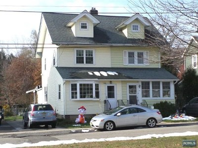 Pompton Lakes Single Family Home For Sale: 42 Howard Street