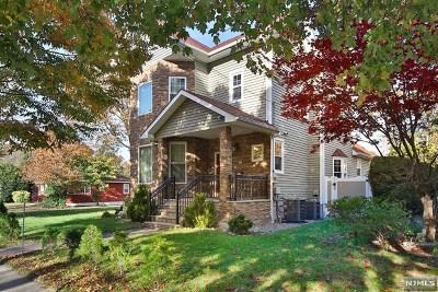 Fair Lawn Single Family Home For Sale: 9-13 Morlot Avenue