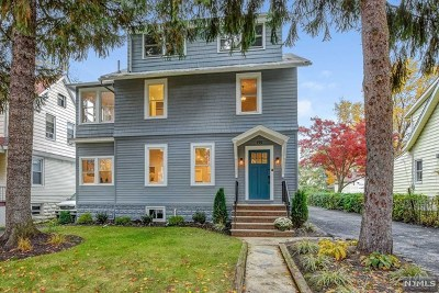 Essex County Single Family Home For Sale: 155 Ward Place