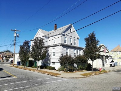 Hackensack Multi Family 2-4 For Sale: 143 South Main Street