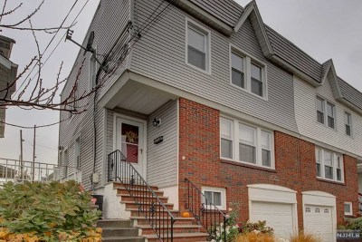 Hudson County Single Family Home For Sale: 37 Alexander Avenue