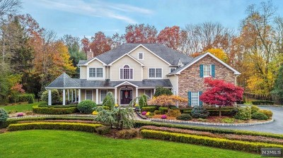 Ho-Ho-Kus Single Family Home For Sale: 10 Riverview Lane