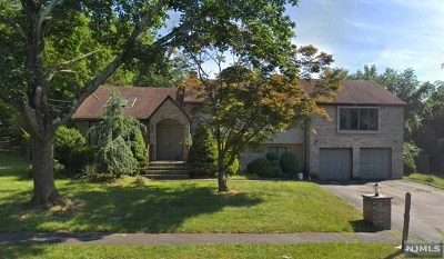 Closter Single Family Home For Sale: 37 Collins Avenue