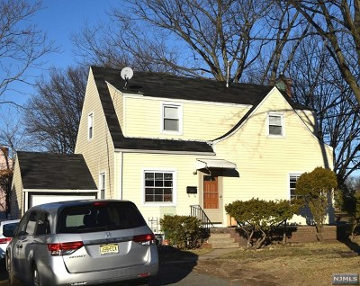 Teaneck Multi Family 2-4 For Sale: 1 Armory Place