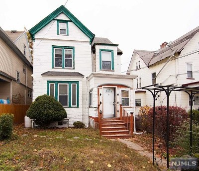 Essex County Single Family Home For Sale: 237 Cleveland Street