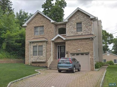 Hasbrouck Heights Single Family Home For Sale: 417 Ravine Avenue