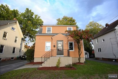 Bergenfield Single Family Home For Sale: 35 South William Street