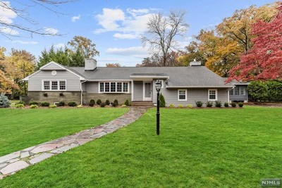 Glen Rock Single Family Home For Sale: 36 Rutland Road