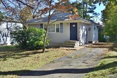 Morris County Single Family Home For Sale: 78 Reservoir Avenue