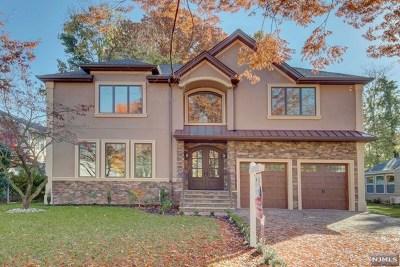 River Edge Single Family Home For Sale: 390 5th Avenue