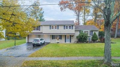 Passaic County Single Family Home For Sale: 71 Hurst Terrace
