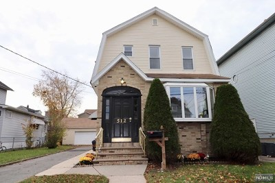 Lyndhurst Multi Family 2-4 For Sale: 512 3rd Avenue