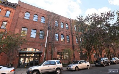 Hudson County Condo/Townhouse For Sale: 299 Pavonia Avenue #3-5