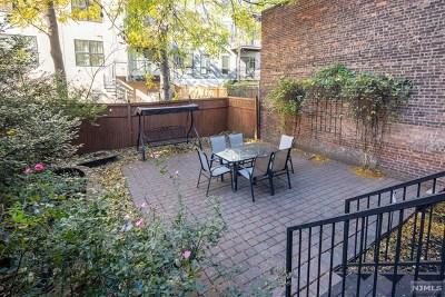 Hoboken Condo/Townhouse For Sale: 114 Jackson Street #1