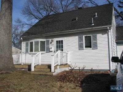 Dumont Single Family Home For Sale: 333 Prospect Avenue