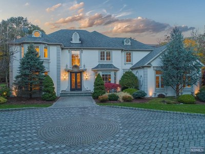 Franklin Lakes Single Family Home For Sale: 514 Dara Lane