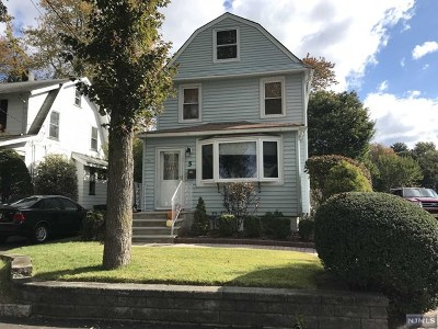 Dumont Single Family Home For Sale: 5 Lawrence Avenue