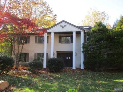 Norwood NJ Single Family Home For Sale: $764,900