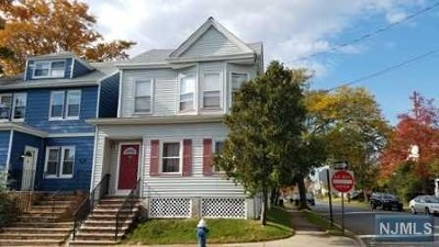 Essex County Multi Family 2-4 For Sale: 17 Princeton Street