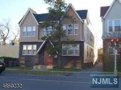 Essex County Multi Family 2-4 For Sale: 407 Springdale Avenue