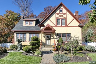 Oradell Single Family Home For Sale: 481 1st Street