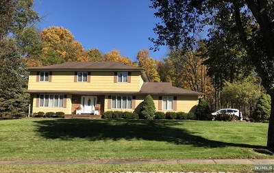 Morris County Single Family Home For Sale: 11 Hancock Street